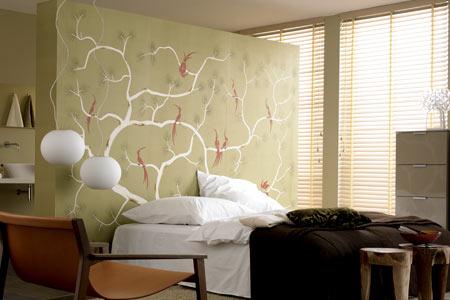 Design : Tapeten Design Ideen Schlafzimmer Tapeten Design Ideen ... Schlafzimmer Tapeten Ideen