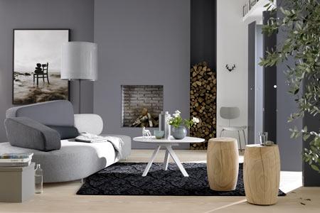 design wohnzimmer grau braun inspirierende bilder von