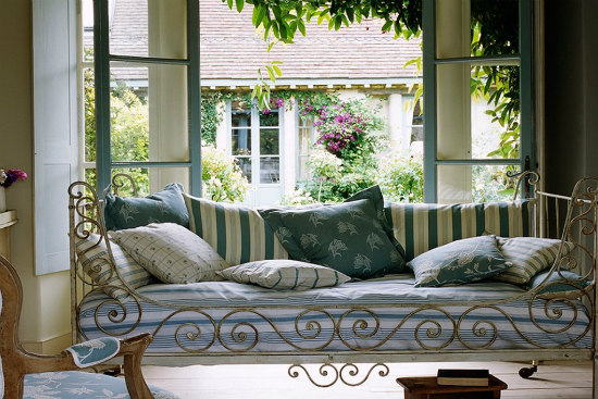 French Farmhouse Bed And Breakfast Outside Of Normandy